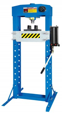 HYDRAULIC PRESS  30 TON FLOOR