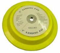"SANDING PAD  7"" VELCRO"