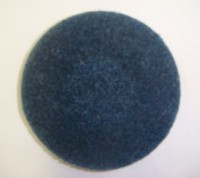 """SURFACE COND PAD; 2"""" 300G Blue"""